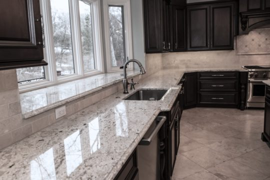 Kitchen Countertops in Troy MI