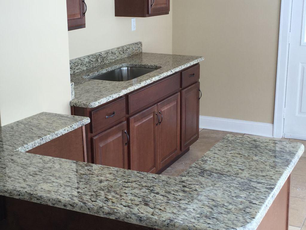Giallo Ornamental , Kitchen Granite Countertops ,