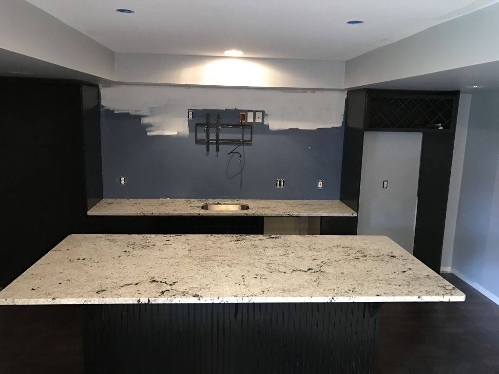 Colonial White Exotic Granite Countertops Hesano Brothers
