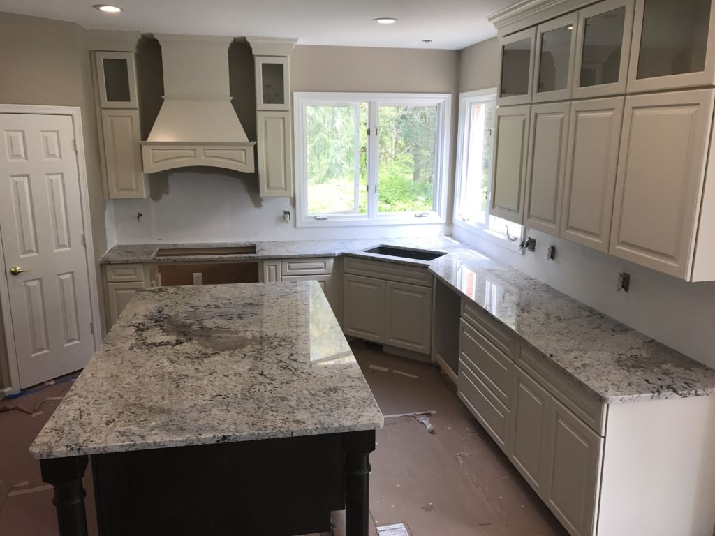 White Ice Granite Counter Tops Countertops Hesano Brothers